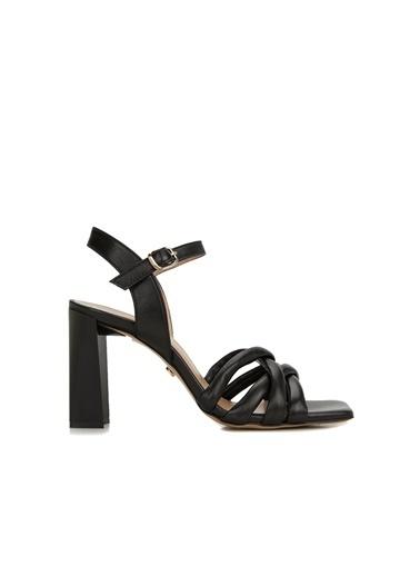 George Hogg 7005344 Kadın Sandalet Siyah